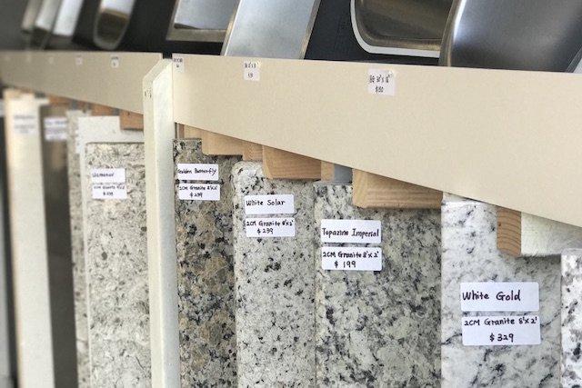 seattle showroom granite
