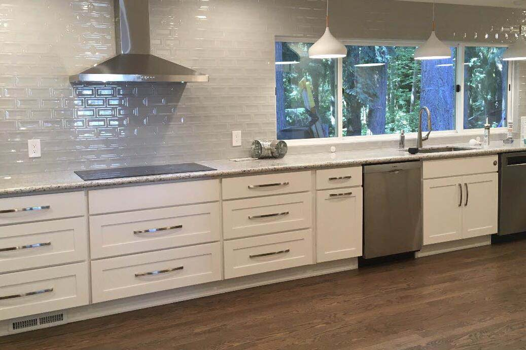 Wide Kitchen Cabinets