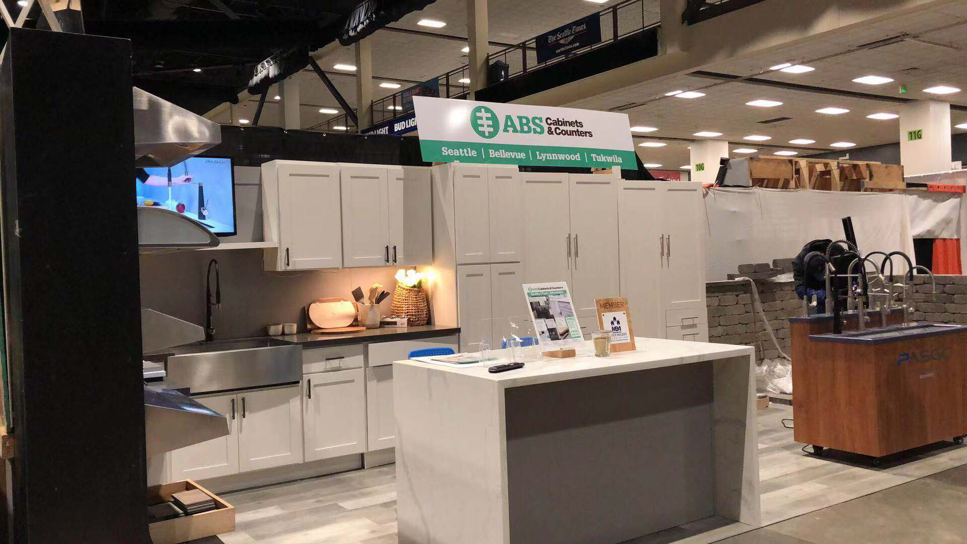Seattle Home Show - Feb 2019 - CenturyLink Field