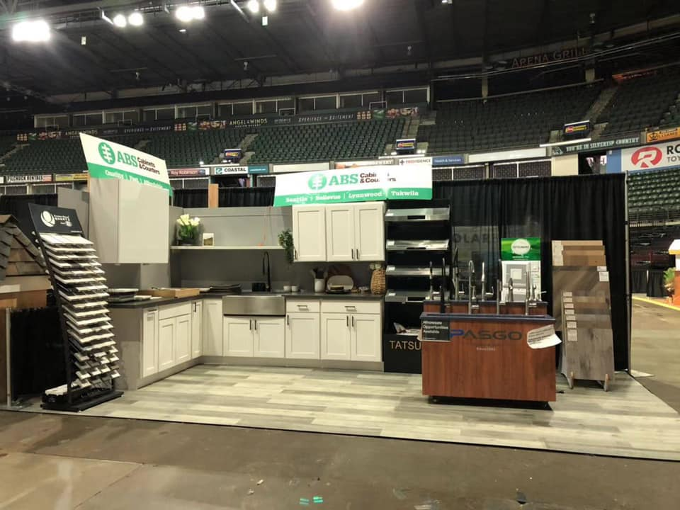 Everett Home & Garden-Show - Mar 2019 - Angel of the Wind Arena