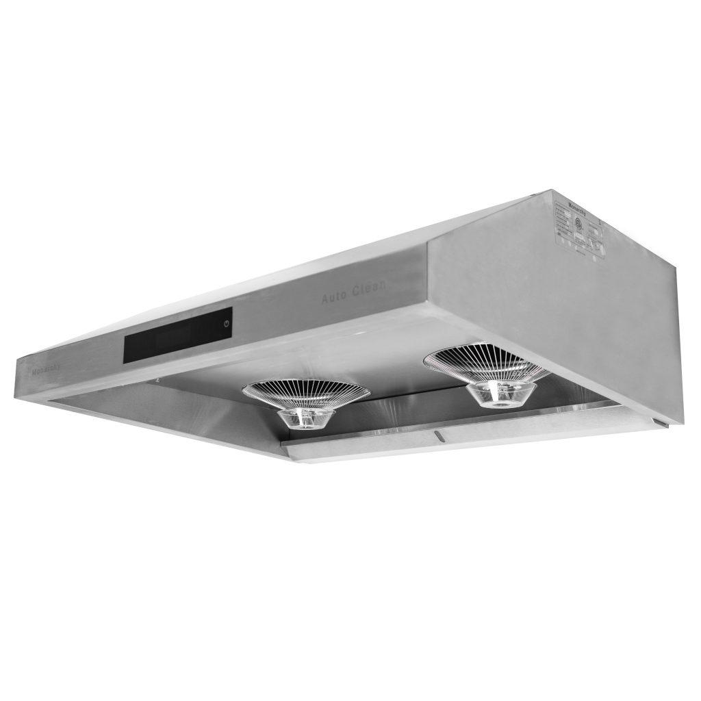 "Kitchen Cabinet Cleaning Service: MH-A02: 30"" Under Cabinet Auto Clean Kitchen Range Hood"