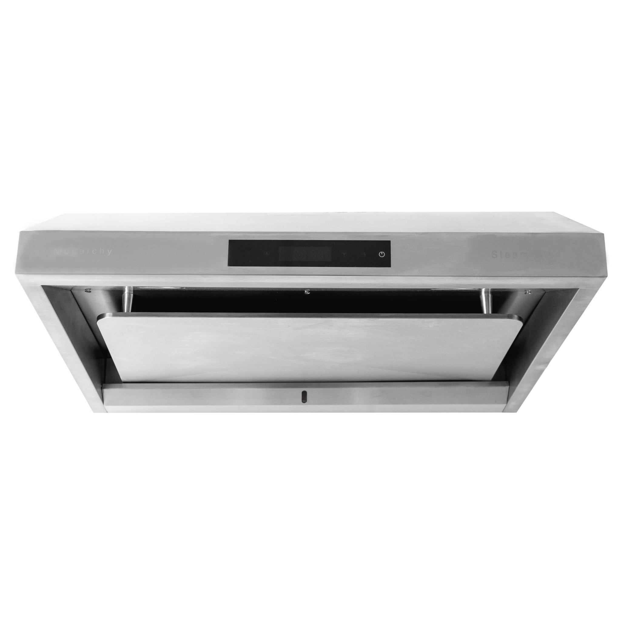 """MH-A03: 30"""" Under Cabinet Steam Auto Clean Kitchen Range ..."""