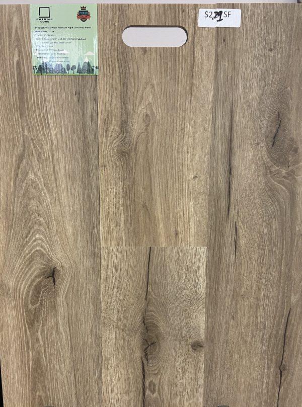 Wootton - Waterproof Vinyl Floor In Stock 2020