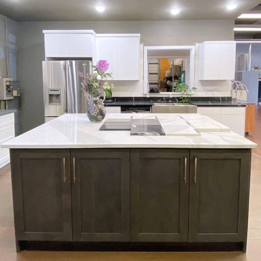 bellevue quartz granite kitchen countertops