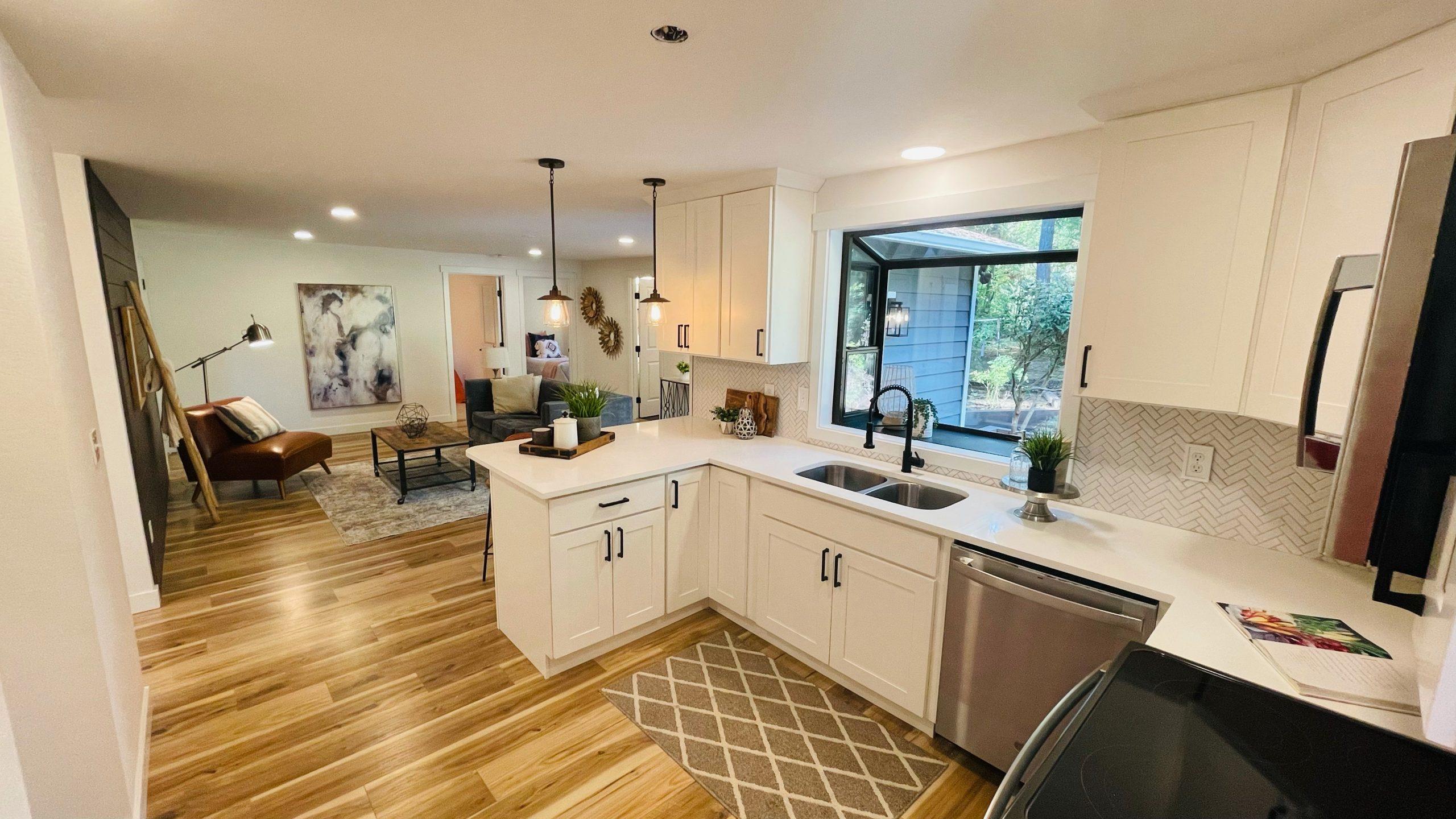 Bellevue Cheap Kitchen Cabinets 1