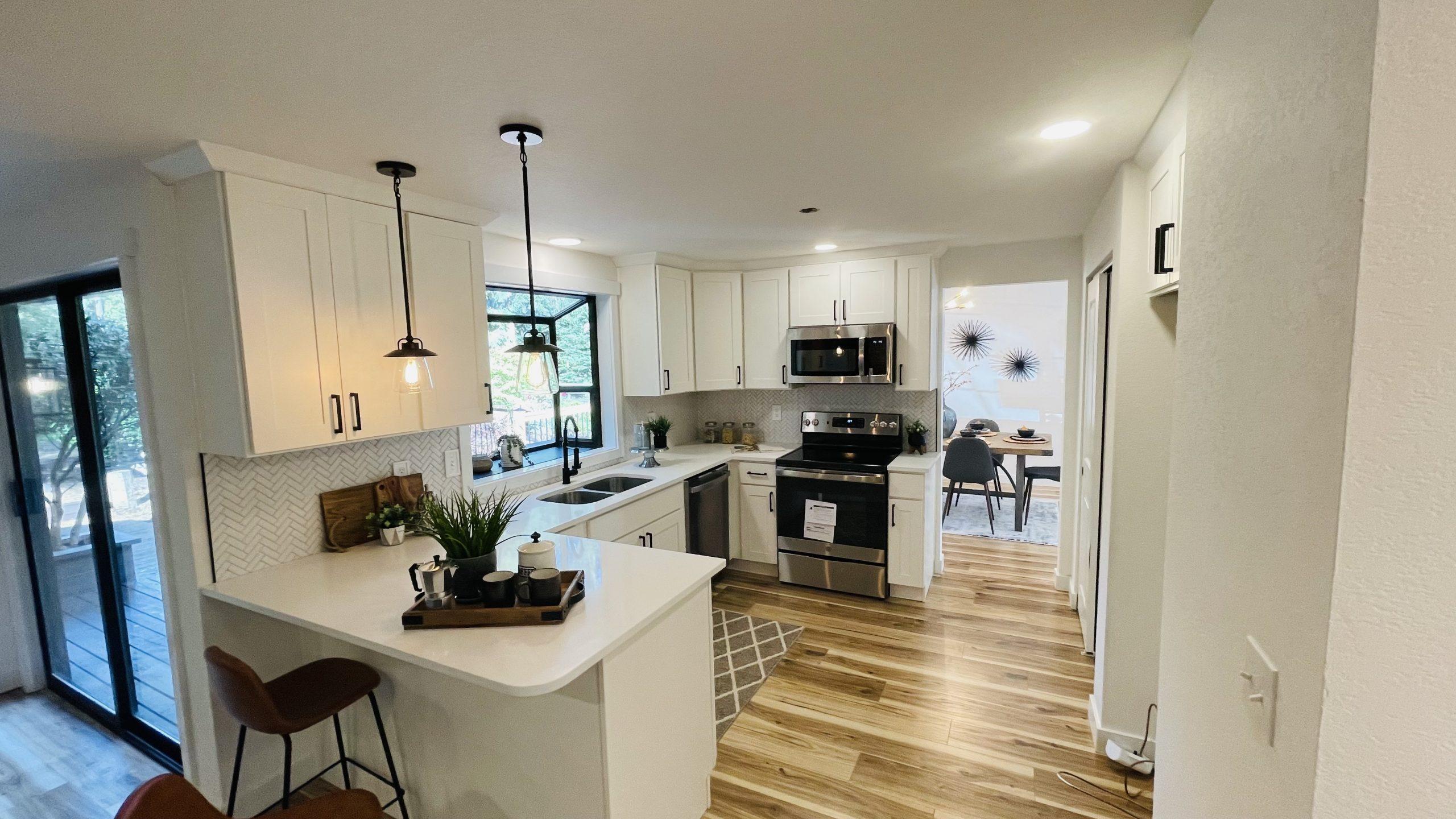 Bellevue Cheap Kitchen Cabinets