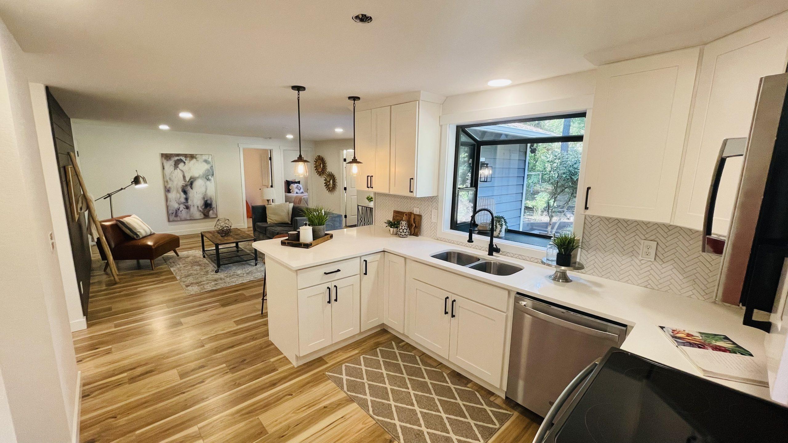 Bellevue Cheap Kitchen Cabinets 3