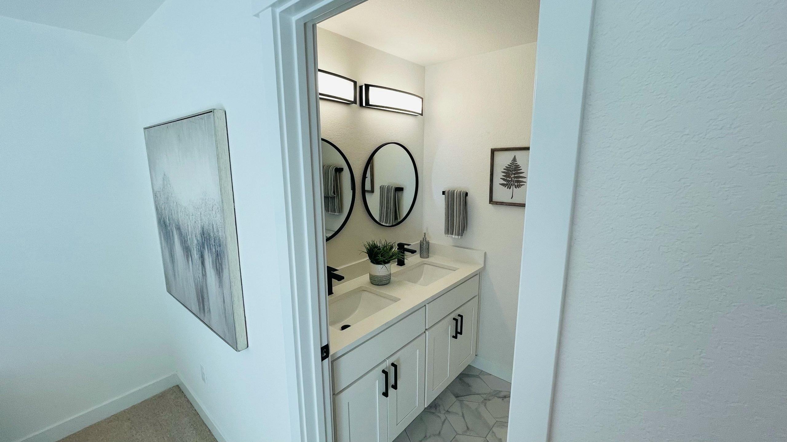 Bellevue Cheap Bathroom Remodel