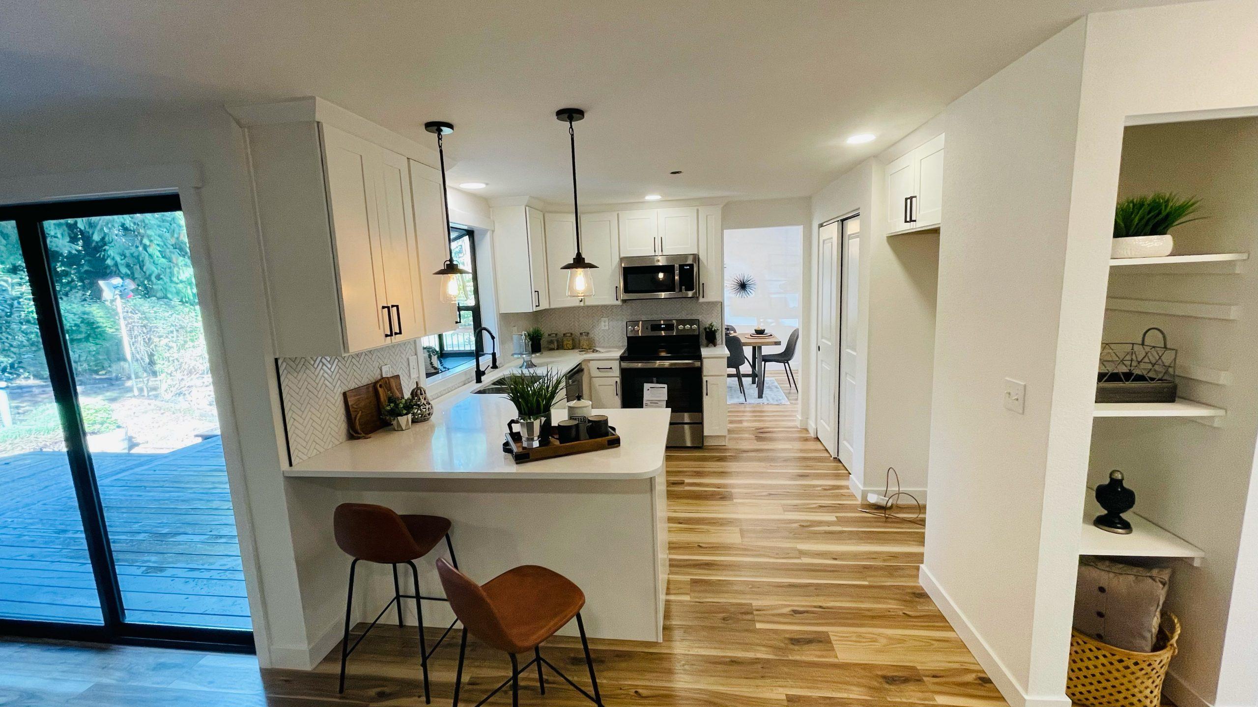 Bellevue Cheap Kitchen Cabinets 5