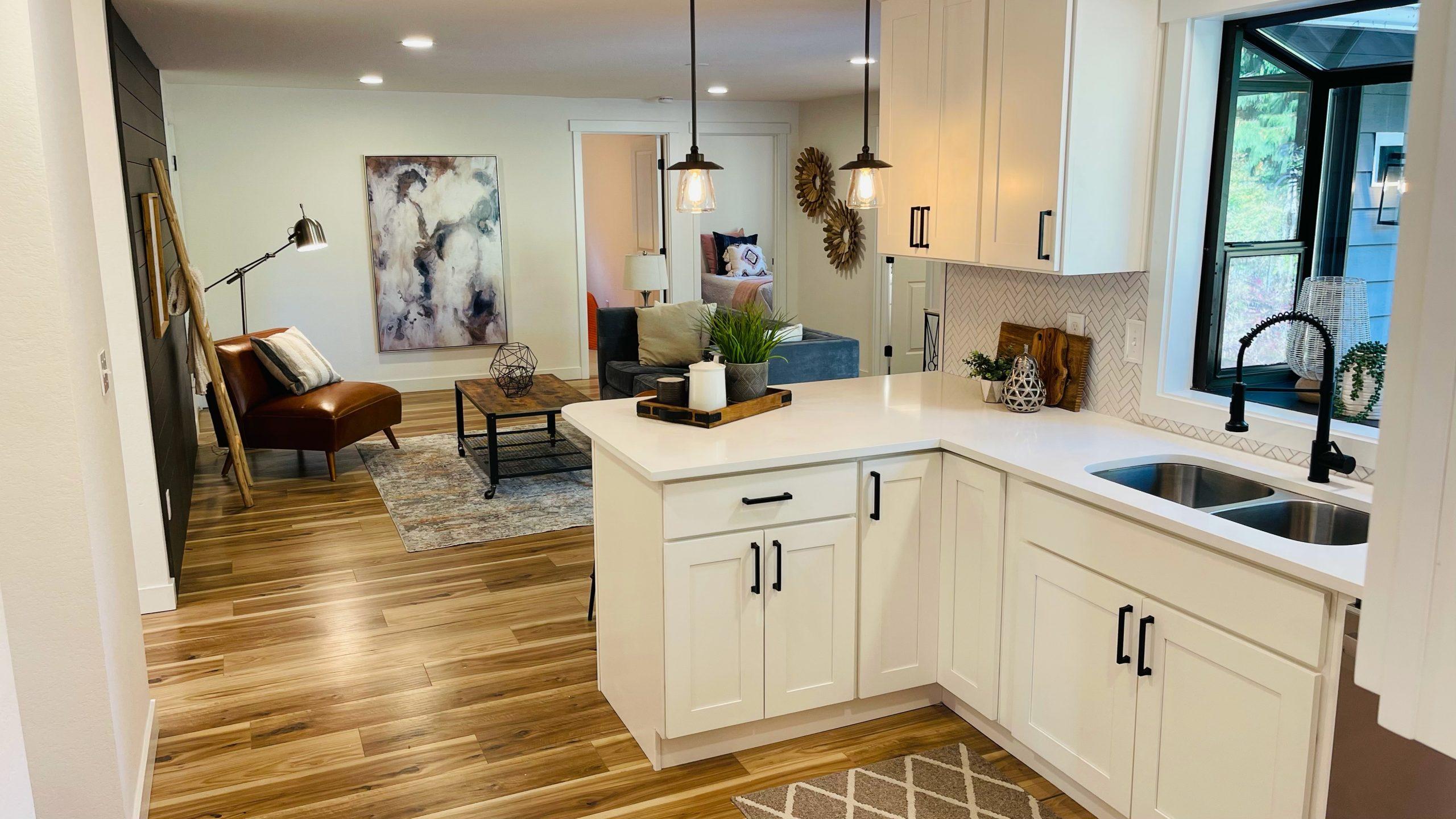 Bellevue Cheap Kitchen Cabinets 6