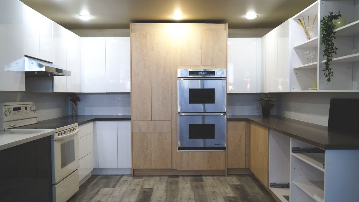 Best RTA Kitchen Cabinet Showroom in Seattle